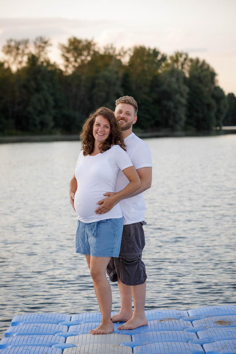 Babybauch-Fotoshooting Dinslaken