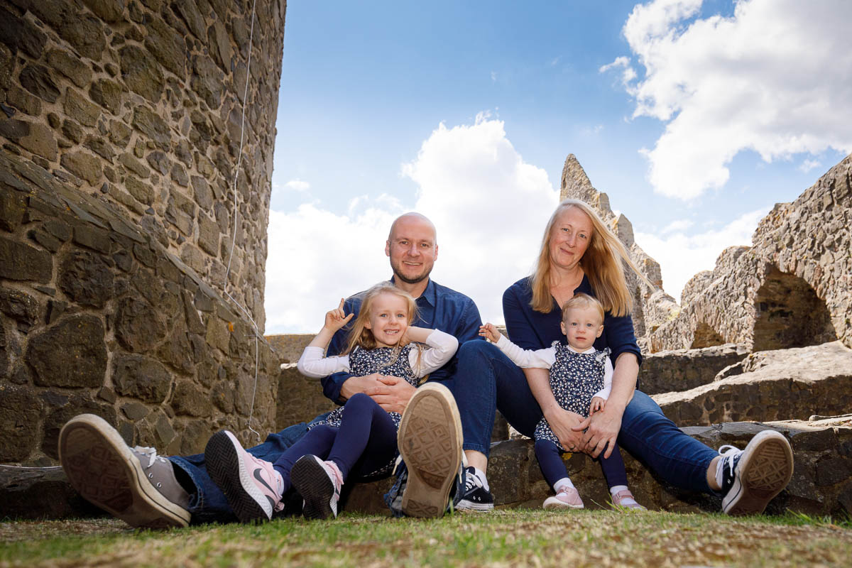 Familienfotograf Familie Fotoshooting